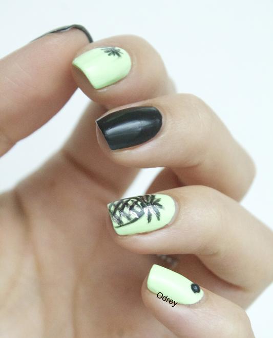 nail-art-ananas5