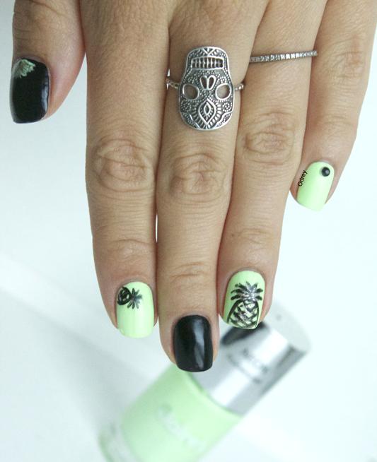 nail-art-ananas6